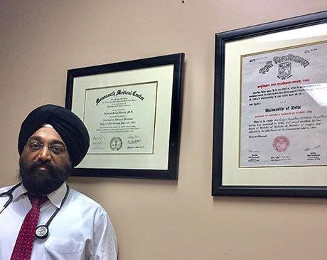 Brunswick Internal Medicine Group PC: Inderjit Kainth, MD image 0