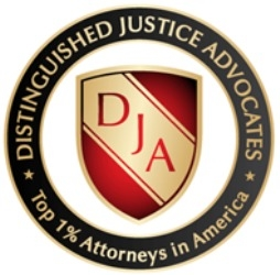 Top 1% of the most recognized and accomplished attorneys in America.