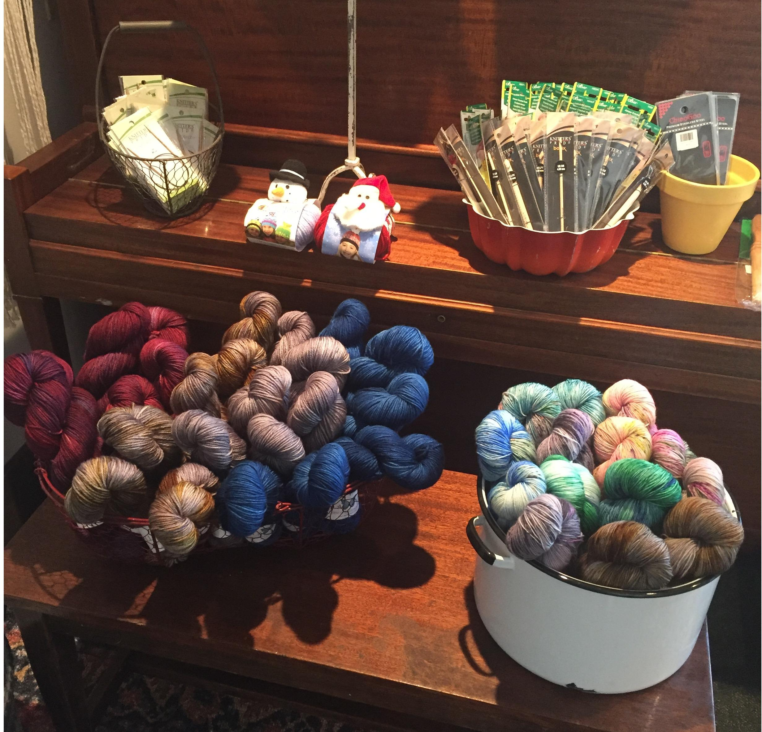 Mama Fig Yarn and Art Collective
