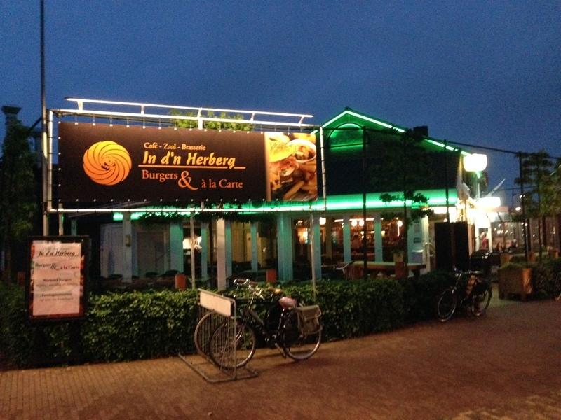 In d'n Herberg Café Zaal Brasserie