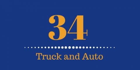 34 Truck & Auto image 0