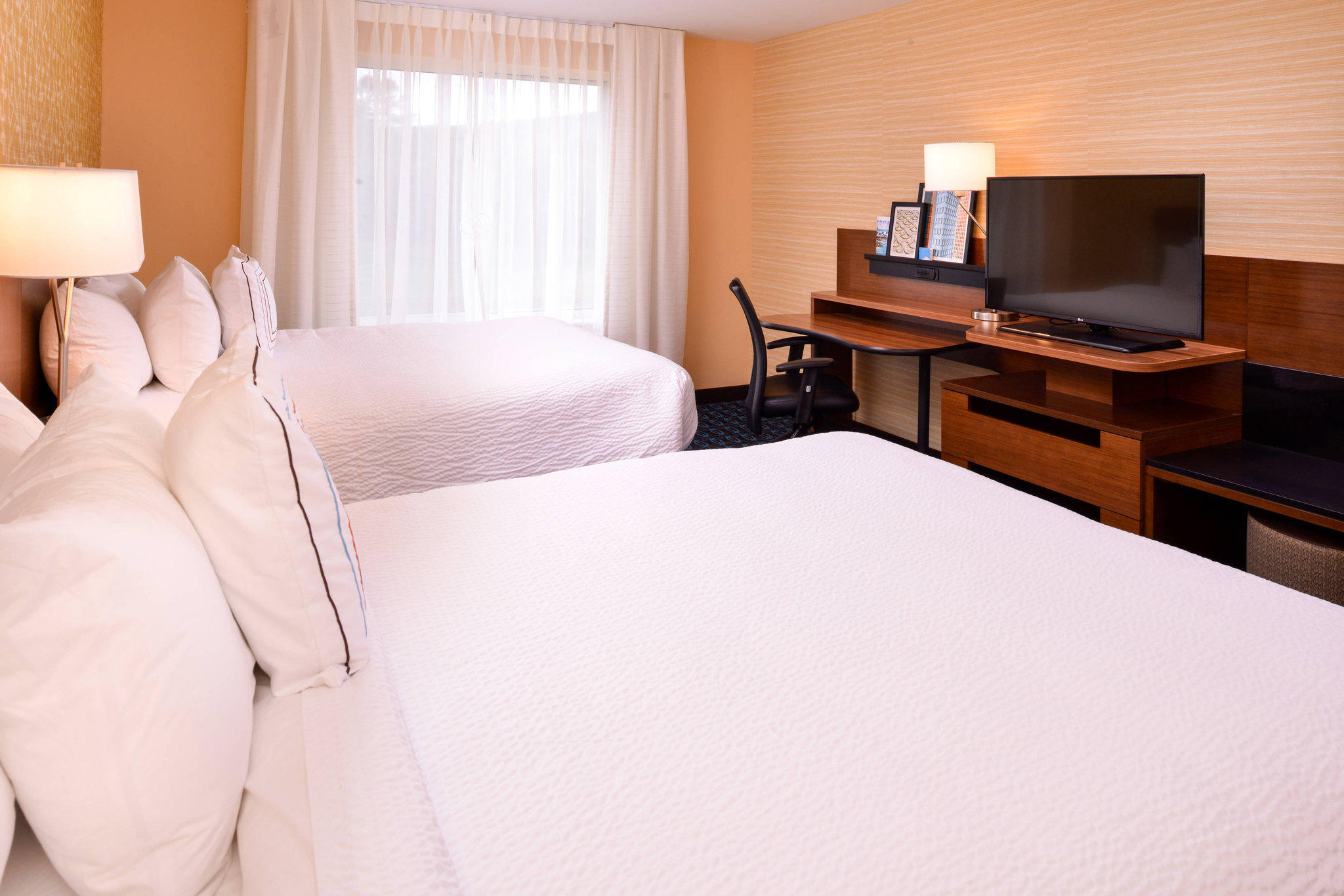 Fairfield Inn & Suites by Marriott Plymouth White Mountains
