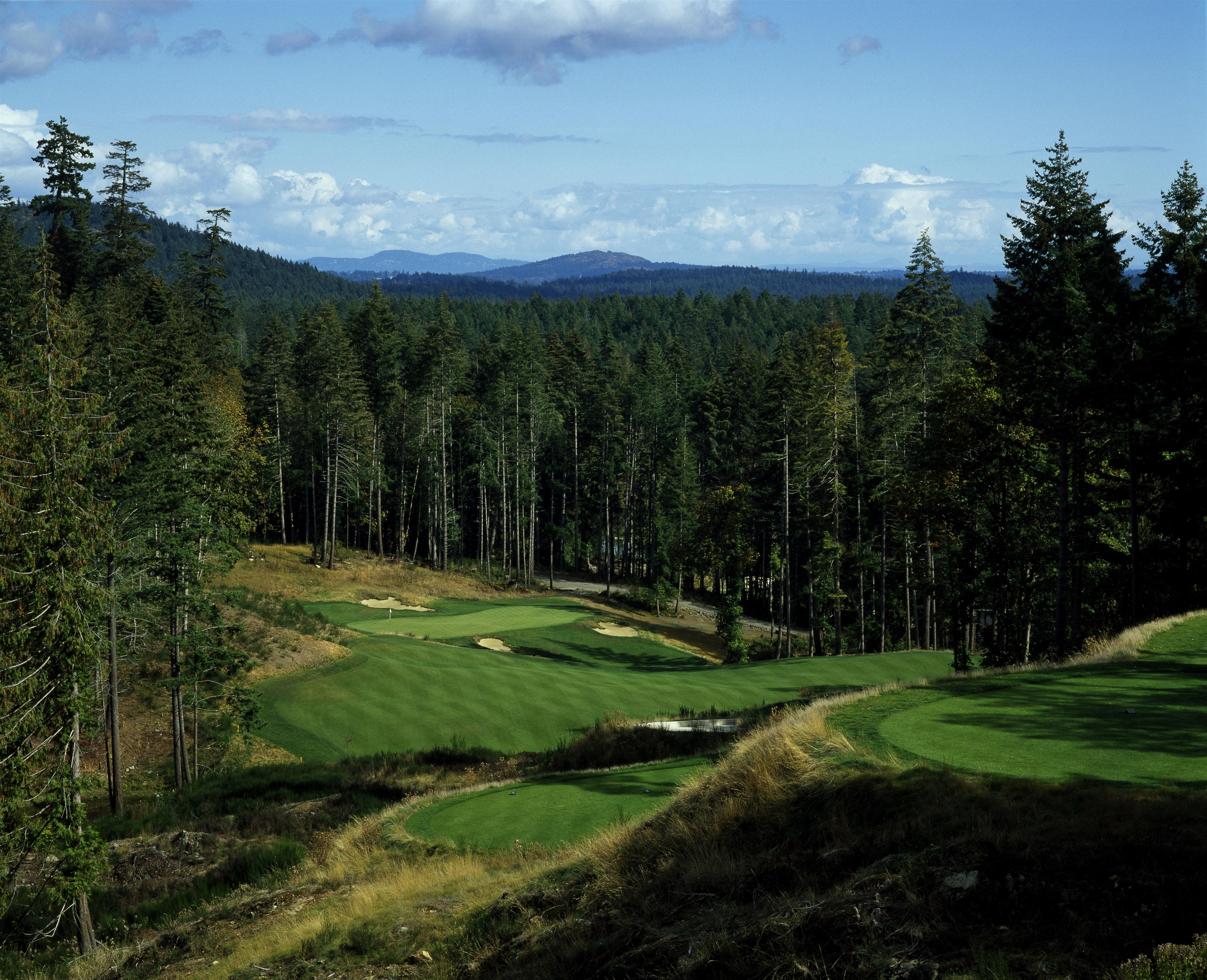The Westin Bear Mountain Golf Resort & Spa, Victoria in Victoria: Valley Hole #3