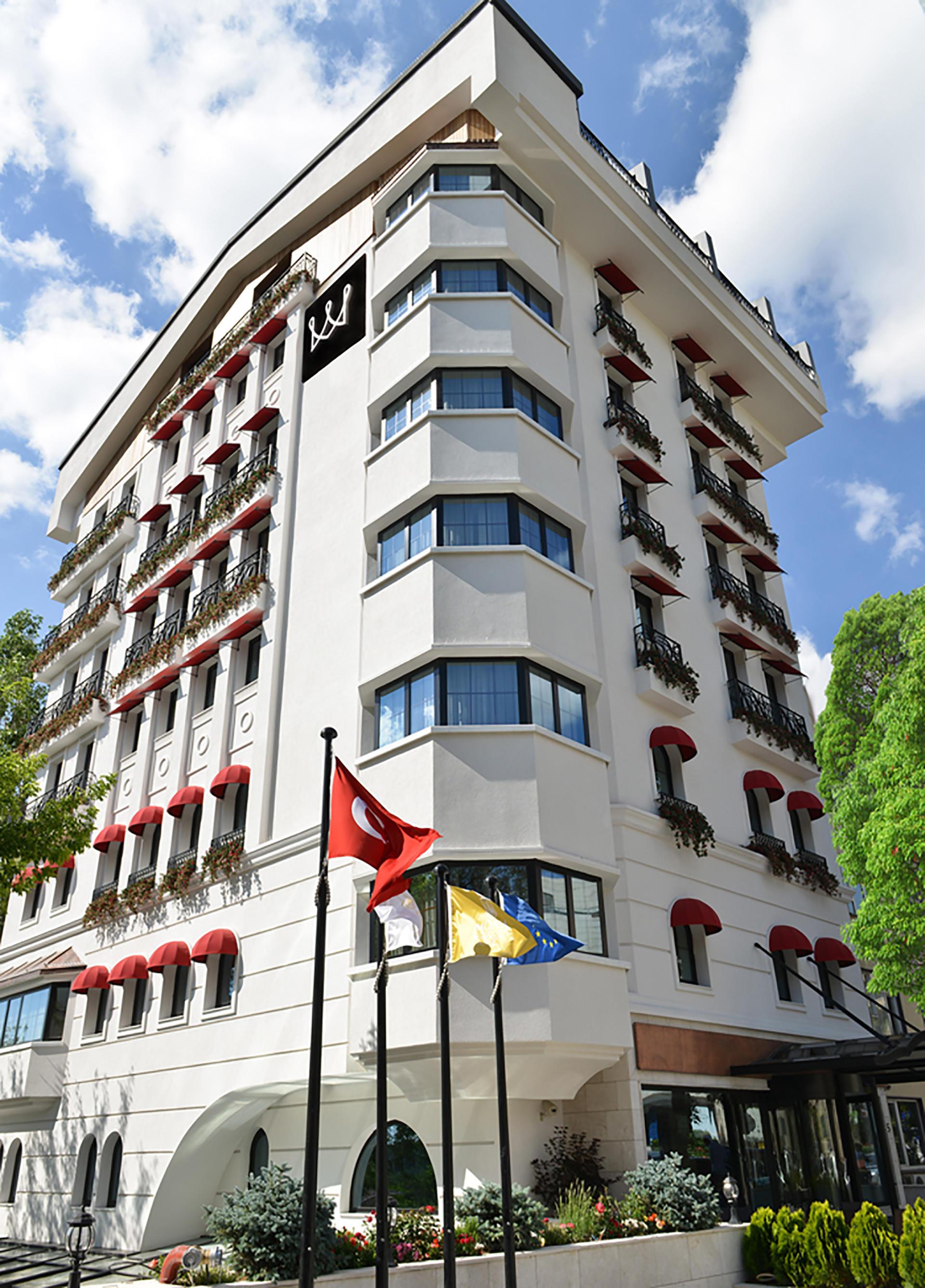Warwick Ankara