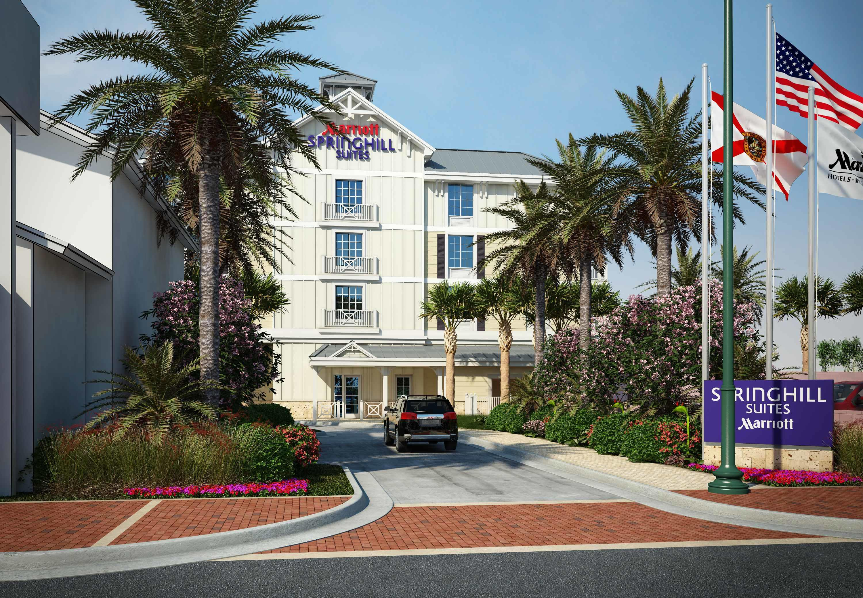 SpringHill Suites by Marriott New Smyrna Beach image 0