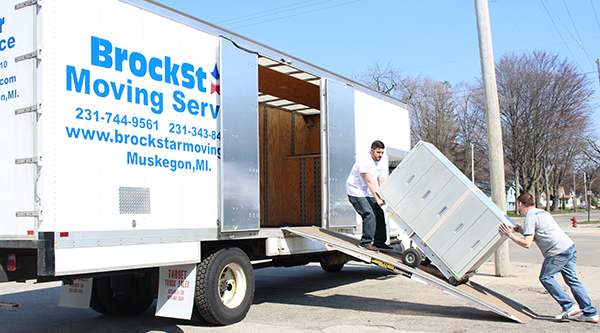 brockstar moving service in whitepages