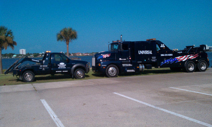 We are the original full service towing company in the Daytona area, boasting many years of service to our community, We are the best in town. 386-255-0203