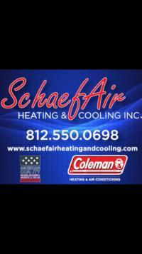 Schaef-Air Heating And Cooling Inc. image 0