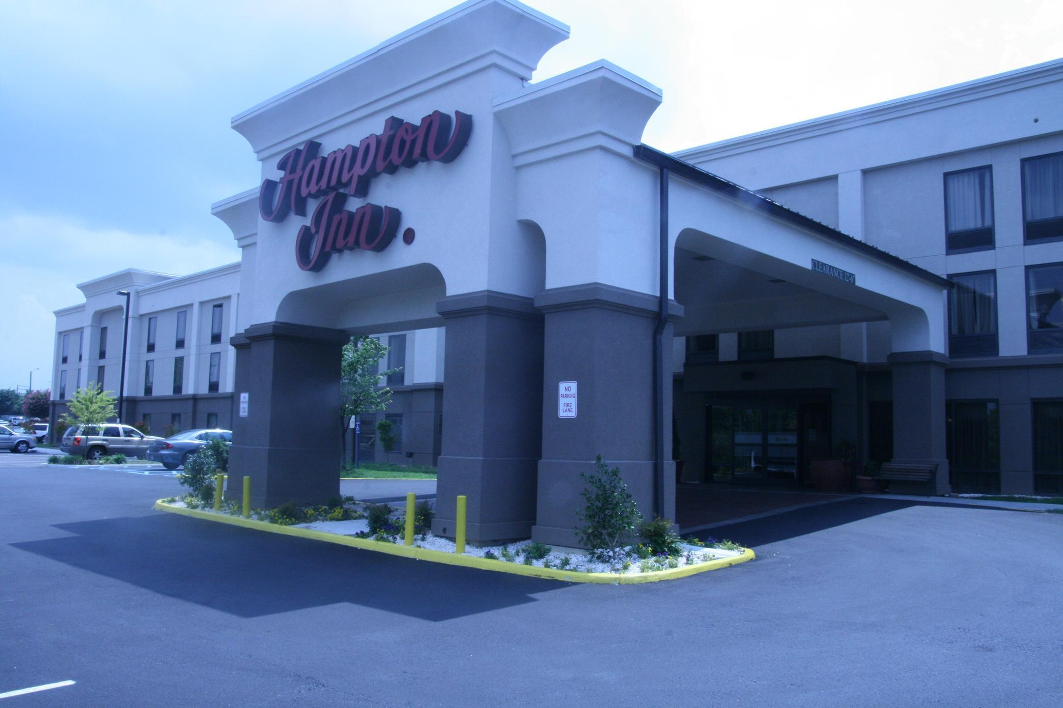 Hampton Inn Roanoke/Hollins - I-81 image 0