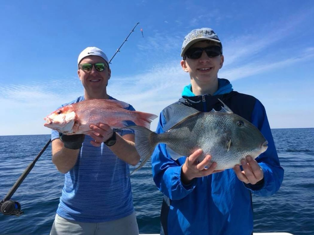 Reel Knotty Charters