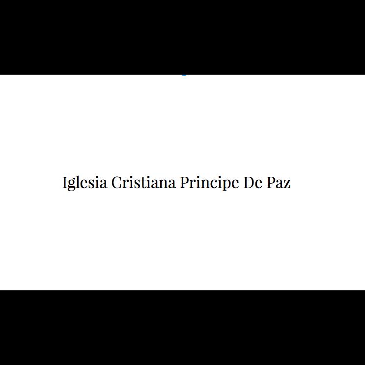 Iglesia Cristiana Principe De Paz
