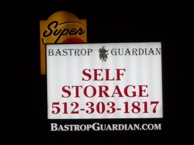 Bastrop Guardian Self Storage image 1