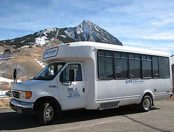 Alpine Express Shuttle
