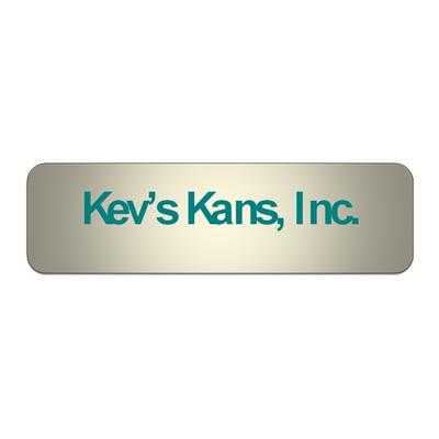 Kev's Kans Inc.