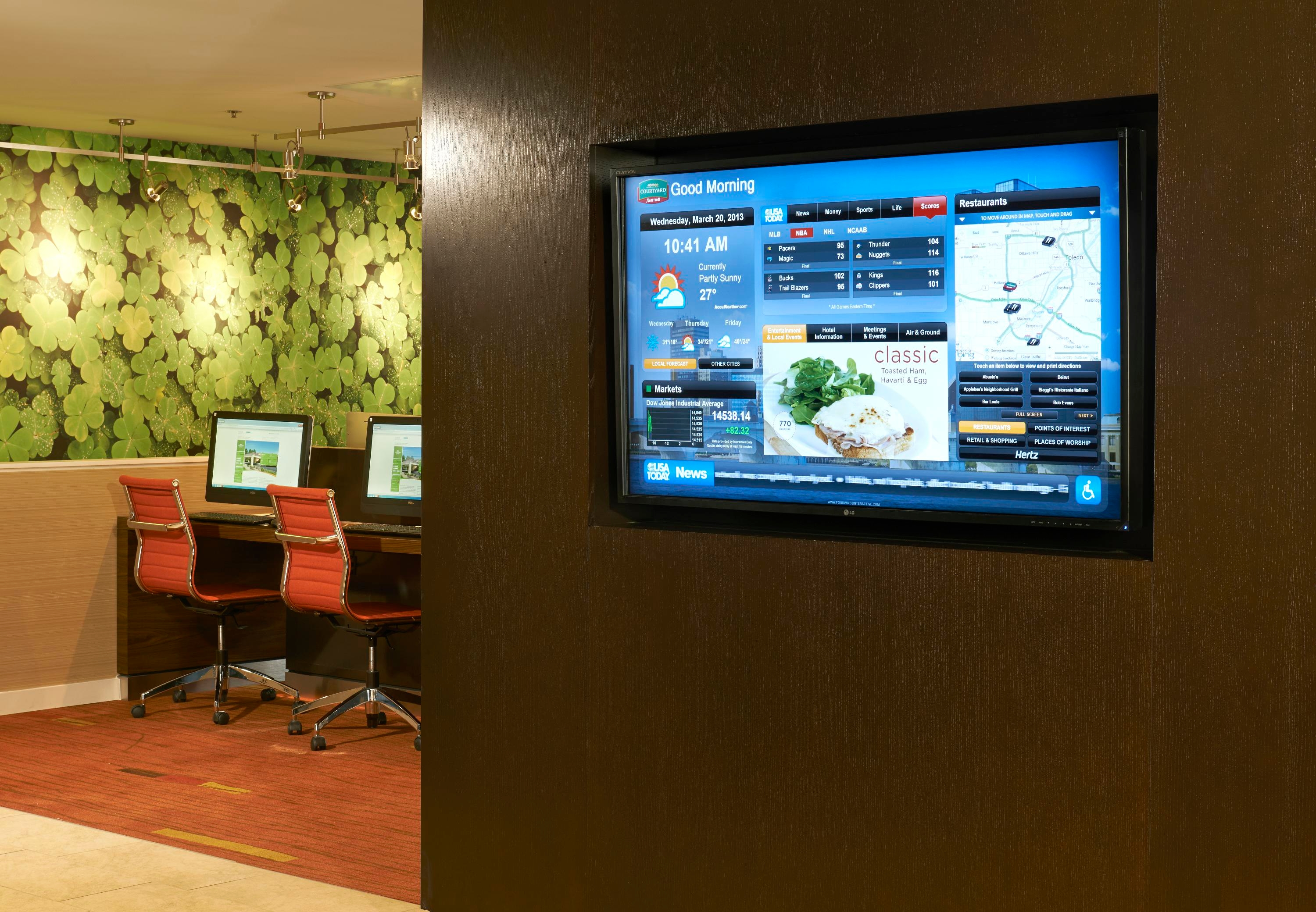 Courtyard by Marriott Toledo Airport Holland image 15