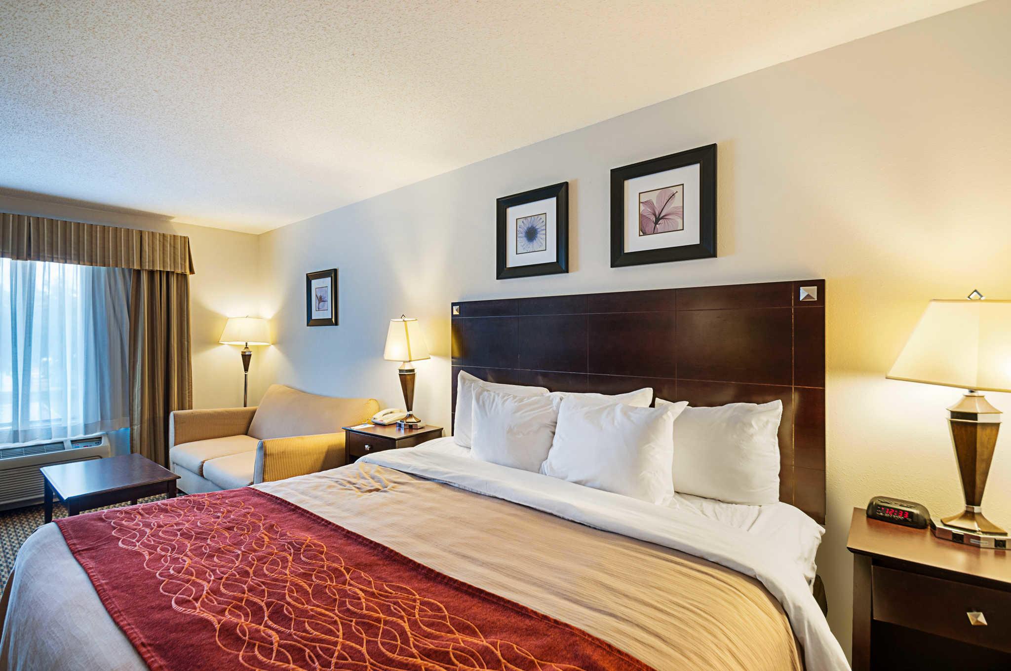 Comfort Inn & Suites Cambridge image 8
