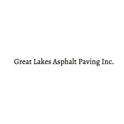 Great Lakes Asphalt Paving Inc.