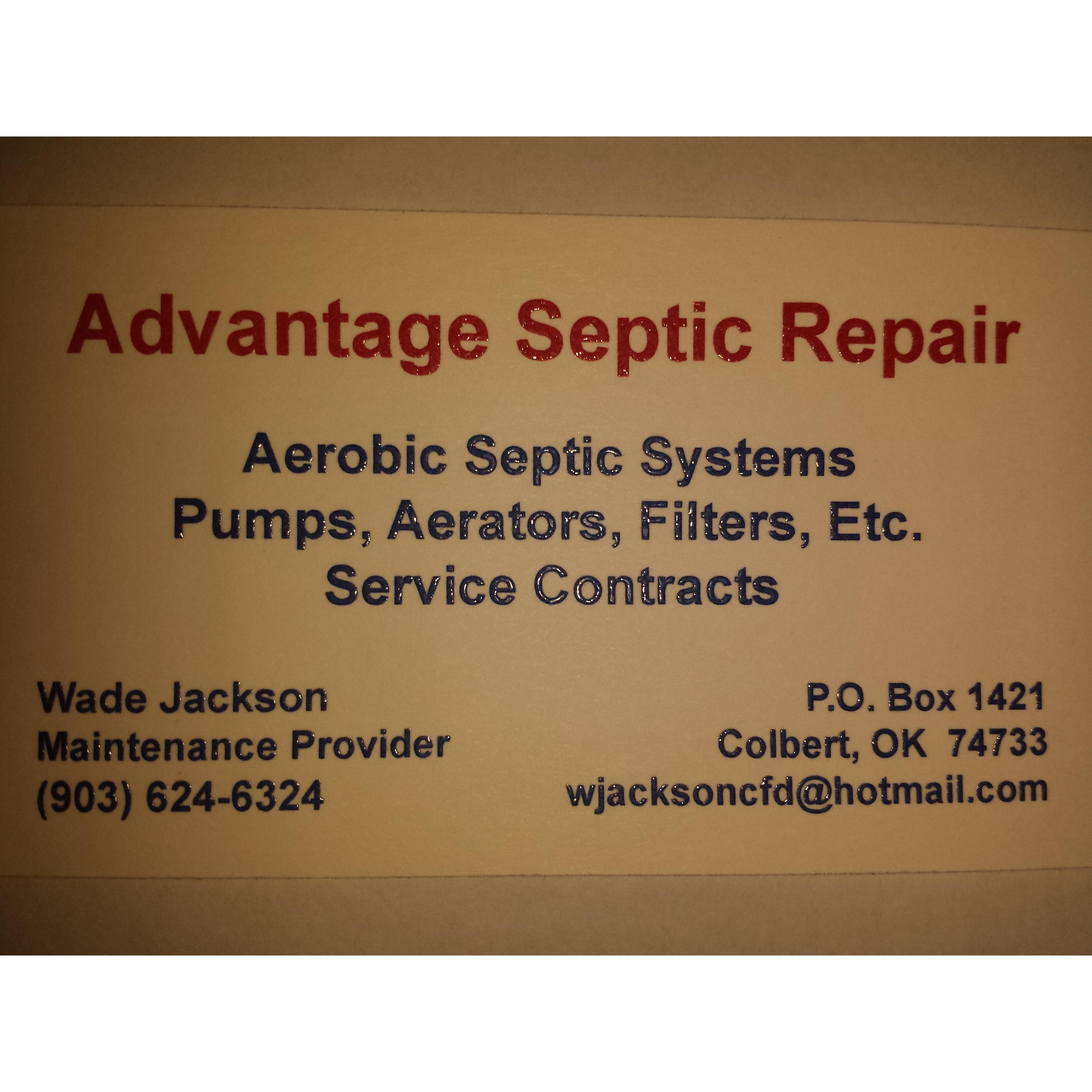 Advantage Septic Repair