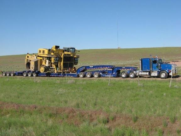 Baysinger Trucking, Inc. image 0