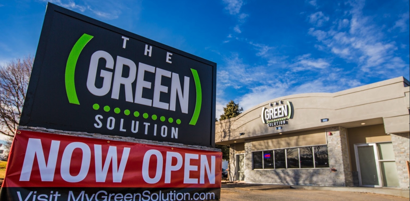 The Green Solution Recreational Marijuana Dispensary image 2