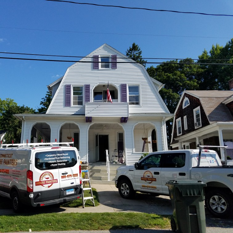 Best choice for house cleaning service in connecticut for House painting connecticut