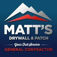 Matts Drywall & Patch Inc image 0