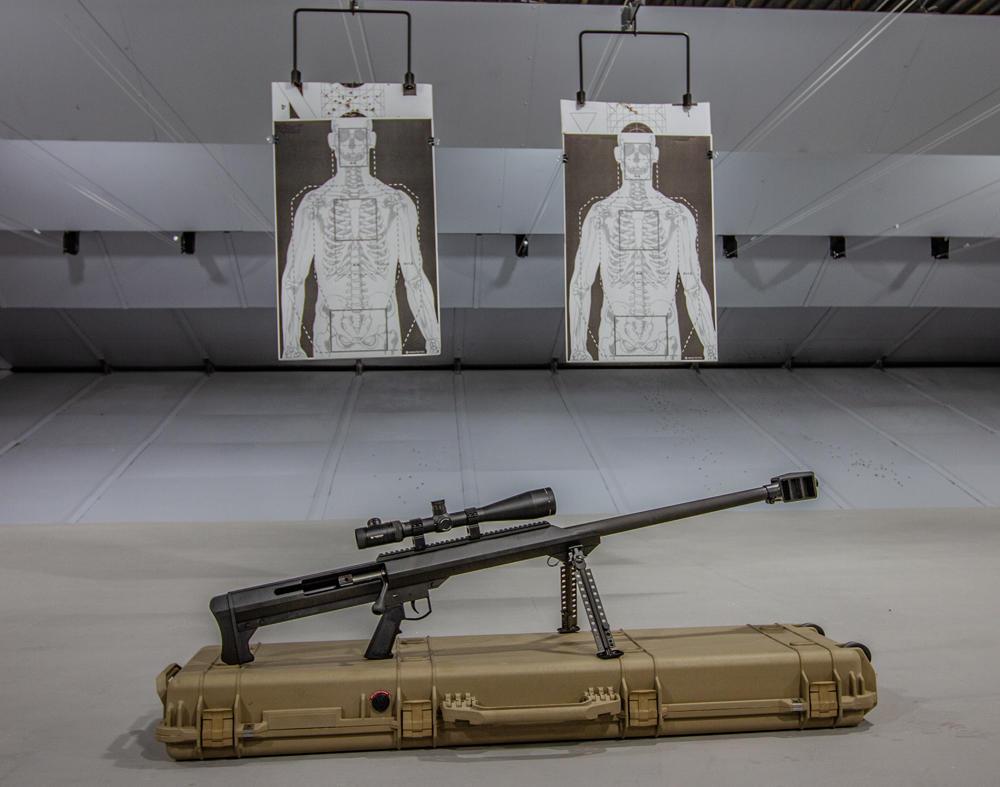 Las Vegas Shooting Center image 1