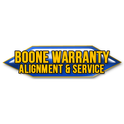 Boone, Gary Warranty Alignment Service