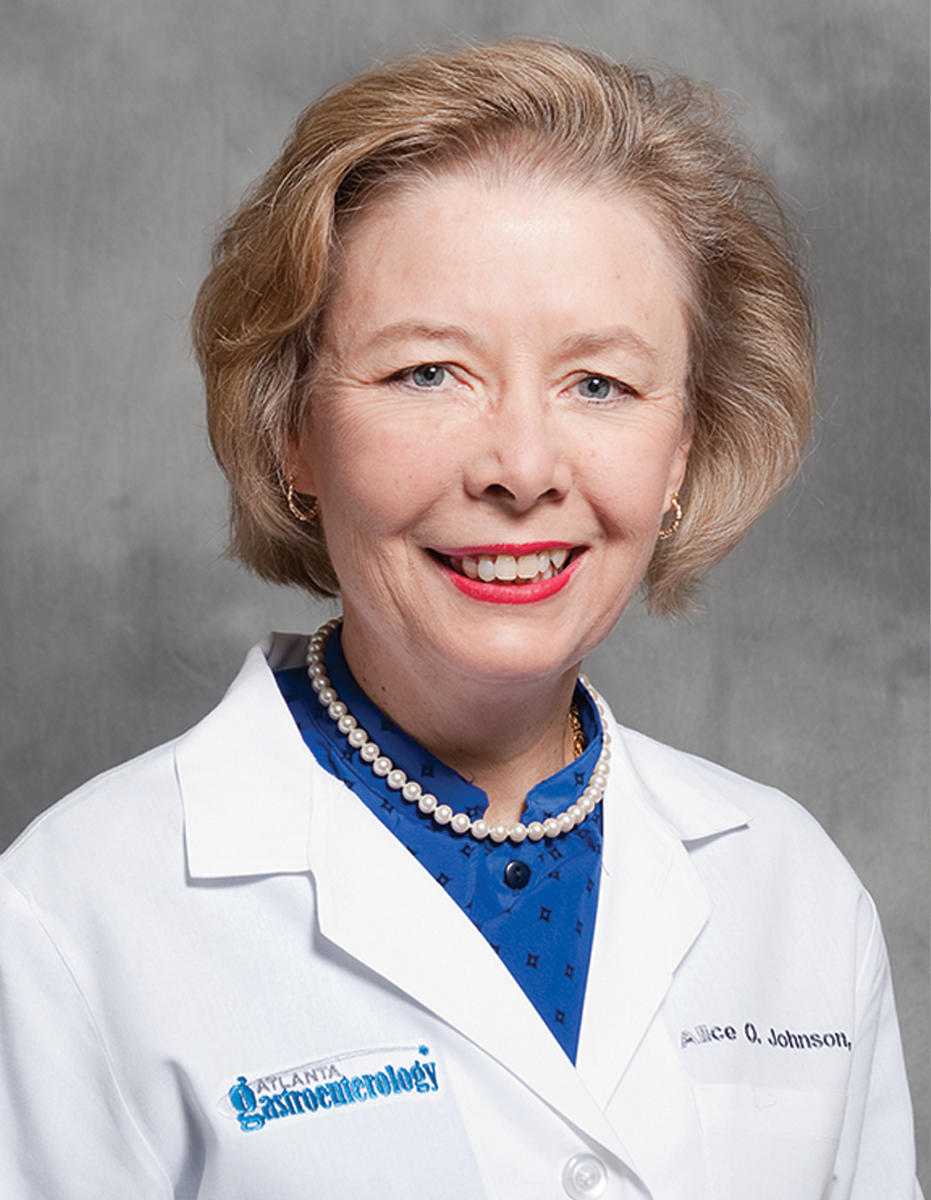 Image For Dr. Alice O. Johnson MD
