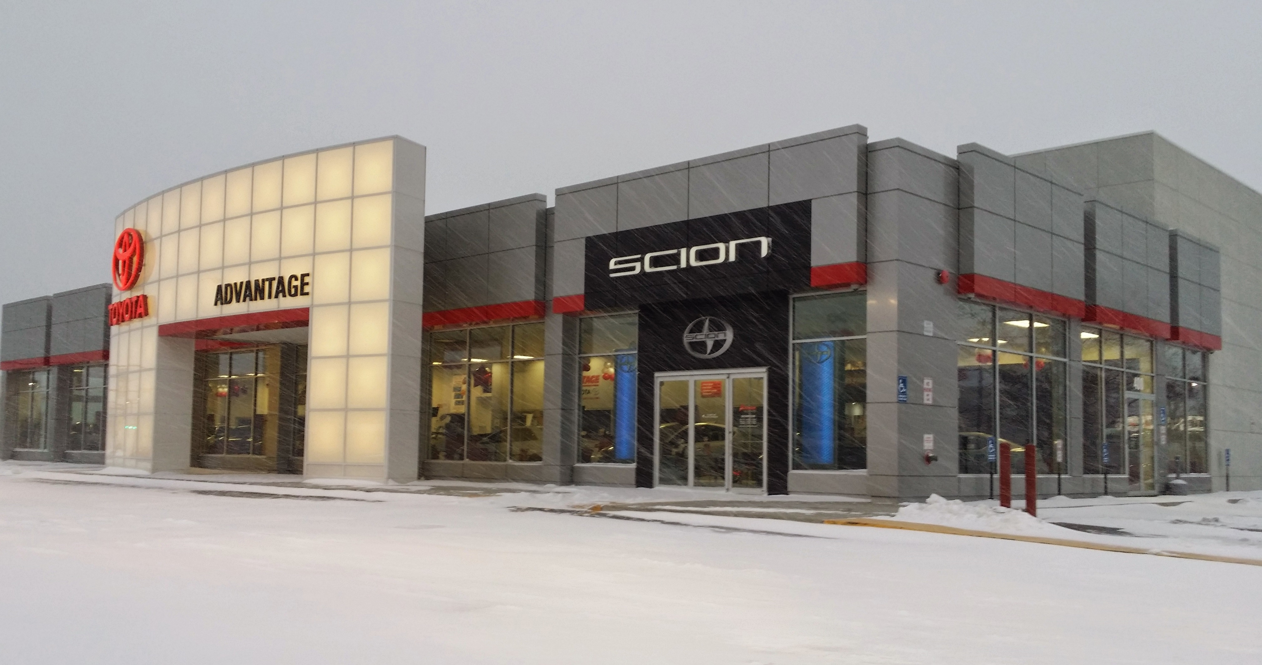 Advantage Toyota Scion in Valley Stream, NY, photo #2