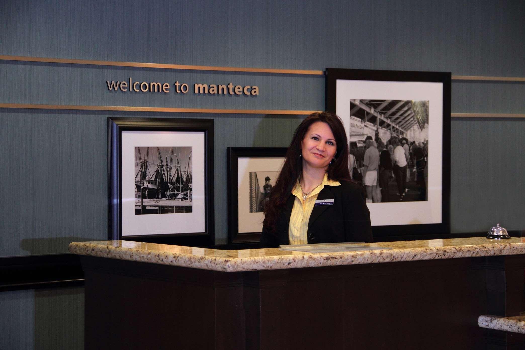 Hampton Inn & Suites Manteca image 6