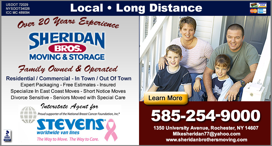 Sheridan Brothers Moving & Storage image 0