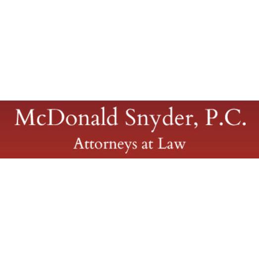 McDonald Snyder, P.C.