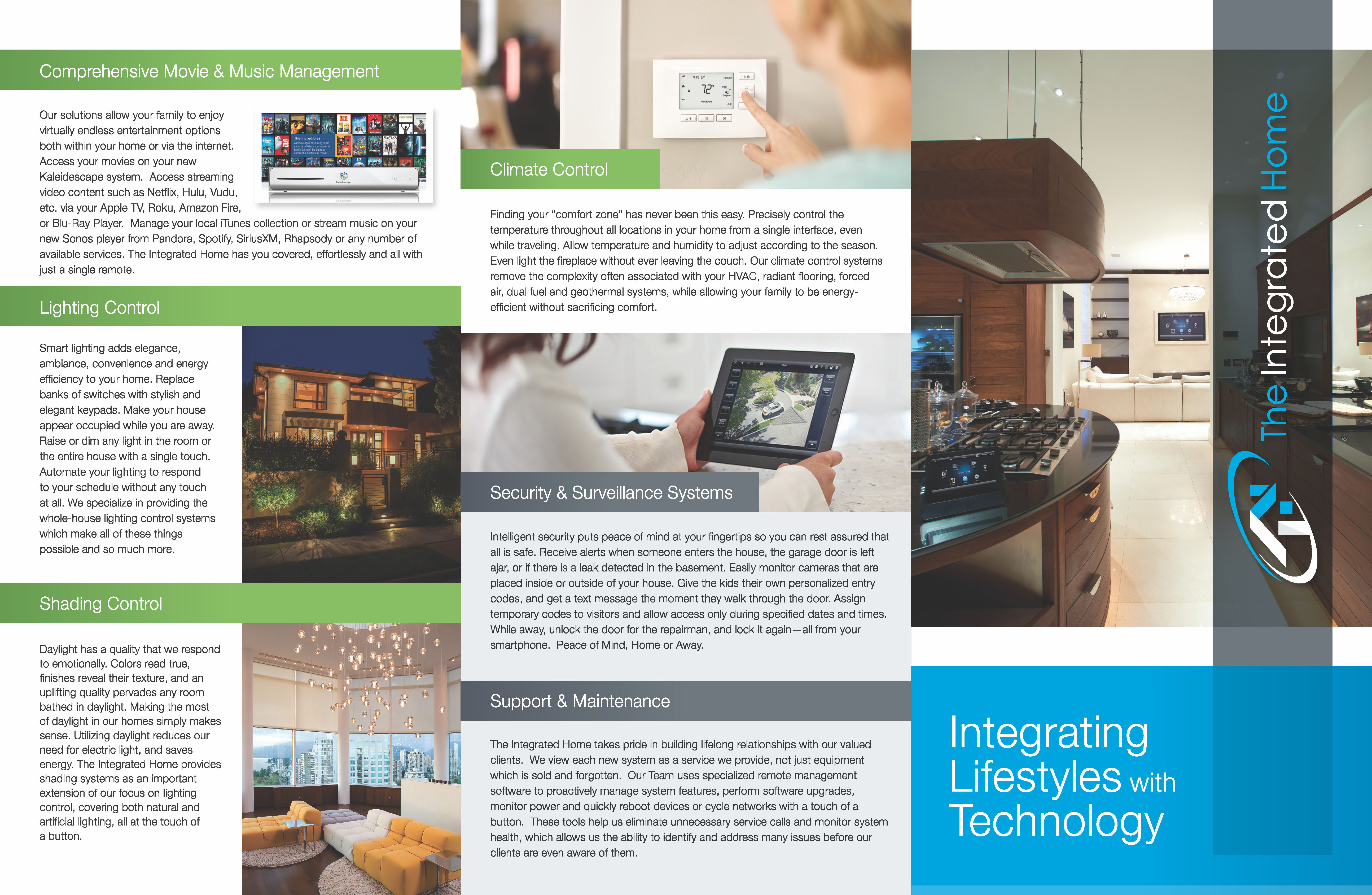 The Integrated Home image 0
