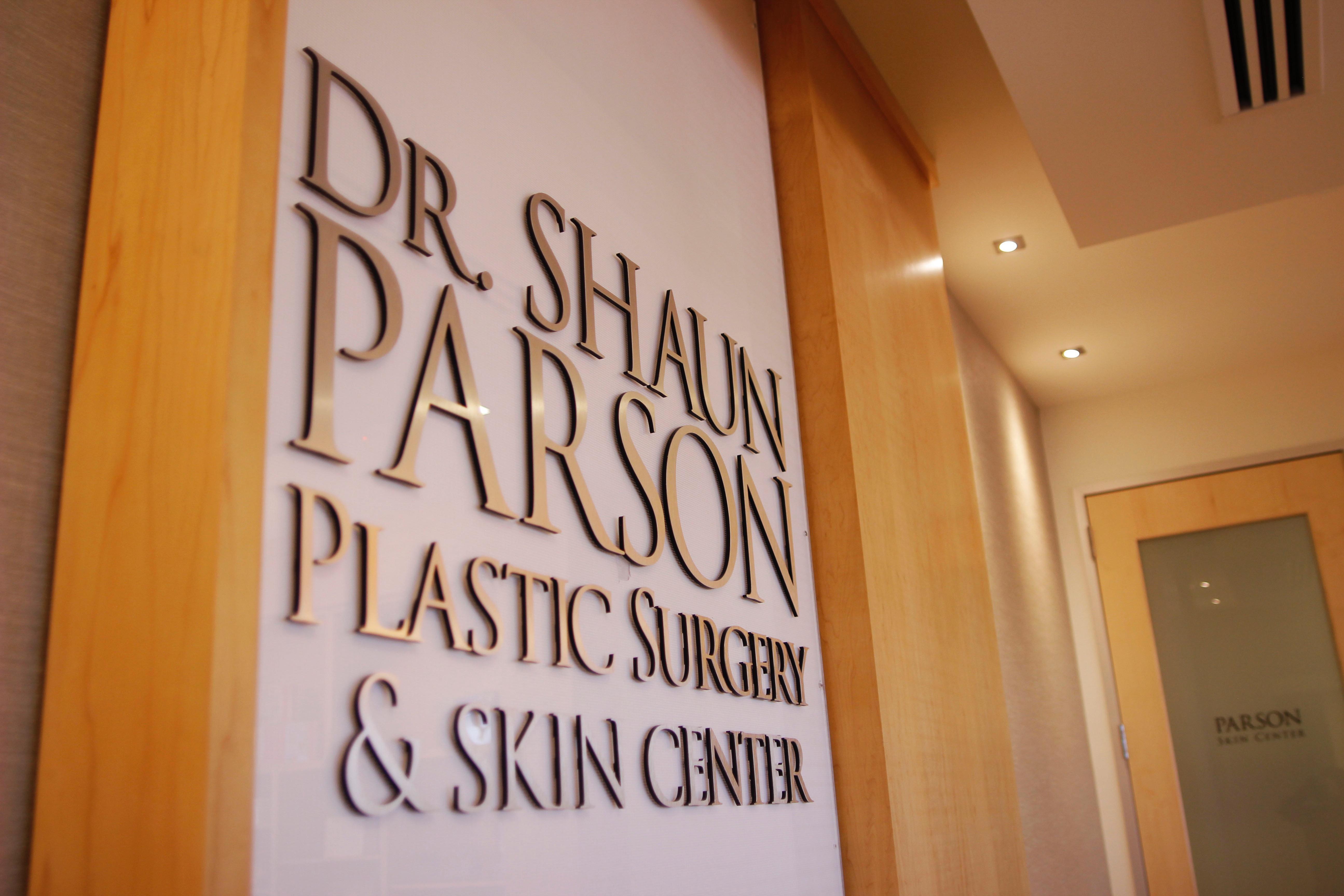 Dr. Shaun Parson Plastic Surgery and Skin Center image 1