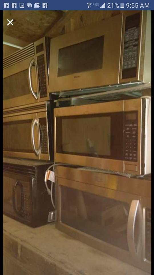 ANDREWS APPLIANCE Parts and Service, LLC image 0