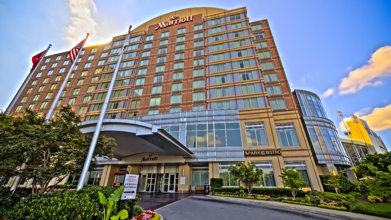 Nashville Marriott at Vanderbilt University image 0