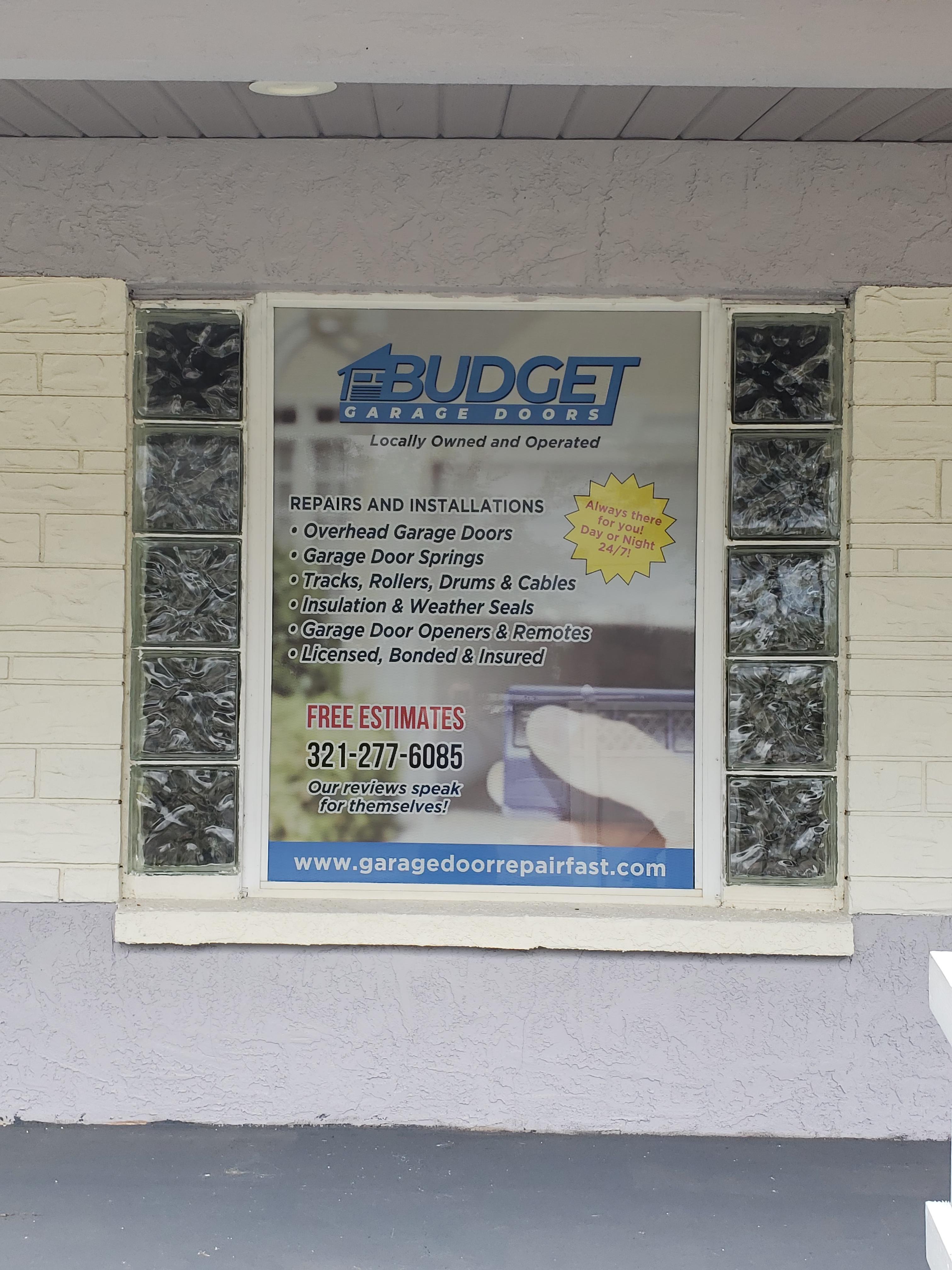 Budget Garage Doors image 2