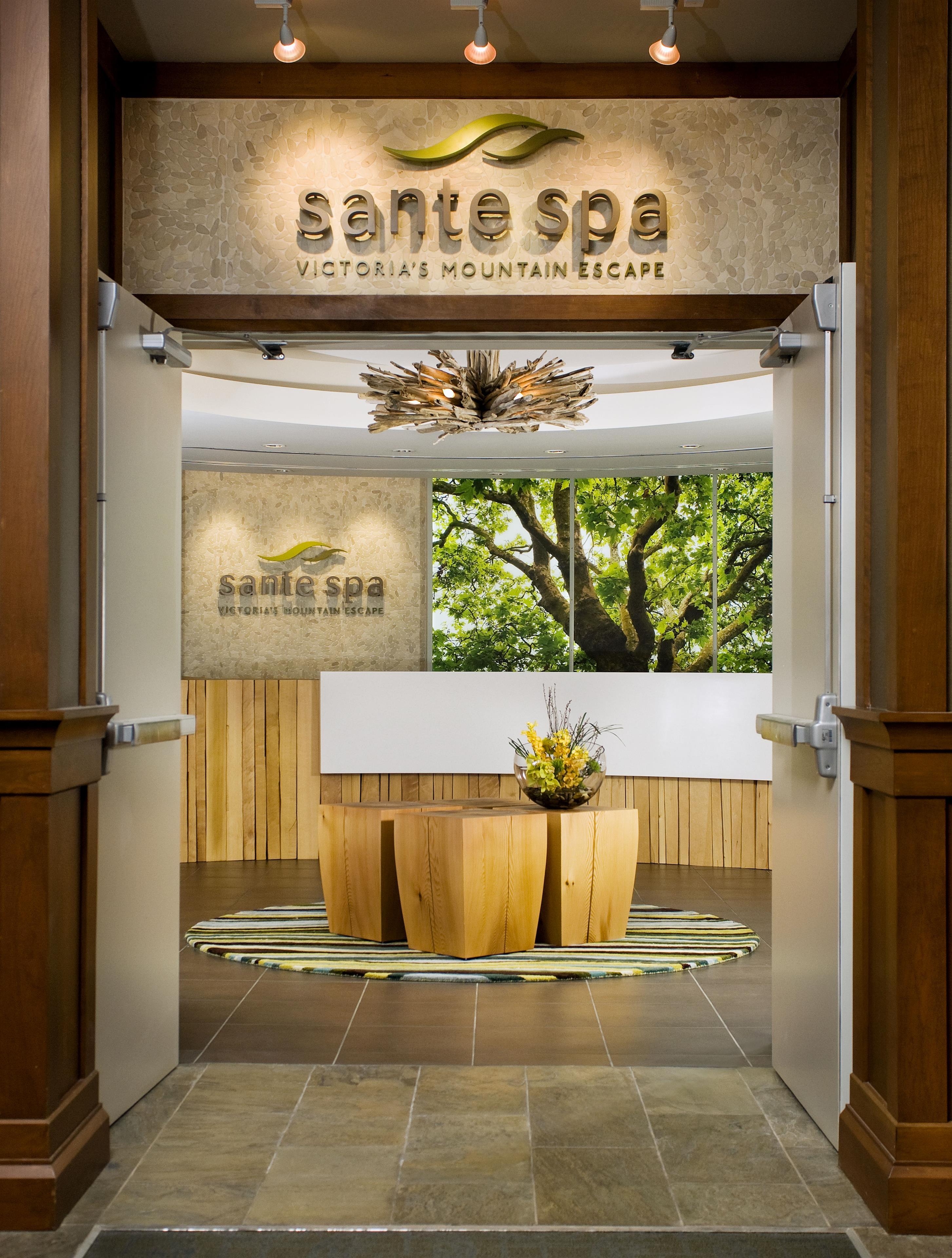 The Westin Bear Mountain Golf Resort & Spa, Victoria in Victoria: Sante Spa Reception