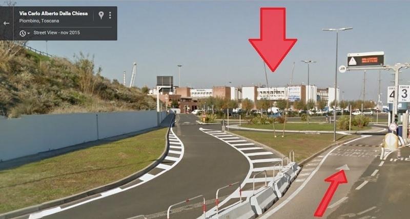 Autorimessa Parcheggio Garage del Porto