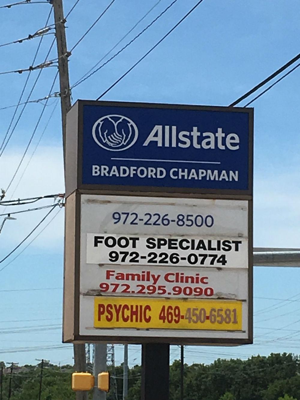 Bradford Chapman: Allstate Insurance image 2