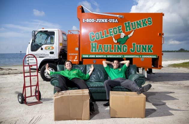 College Hunks Hauling Junk and Moving image 3