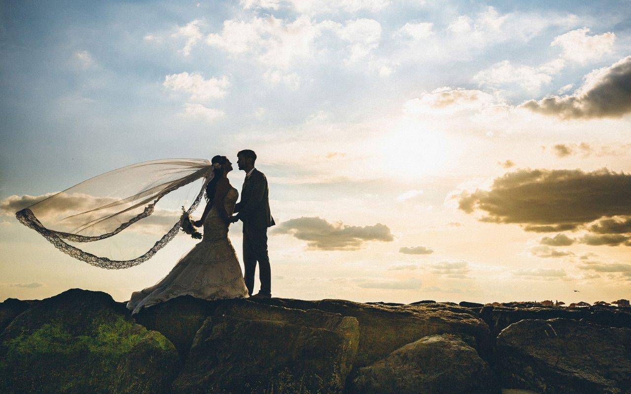 Lighthouse Wedding Photography image 1