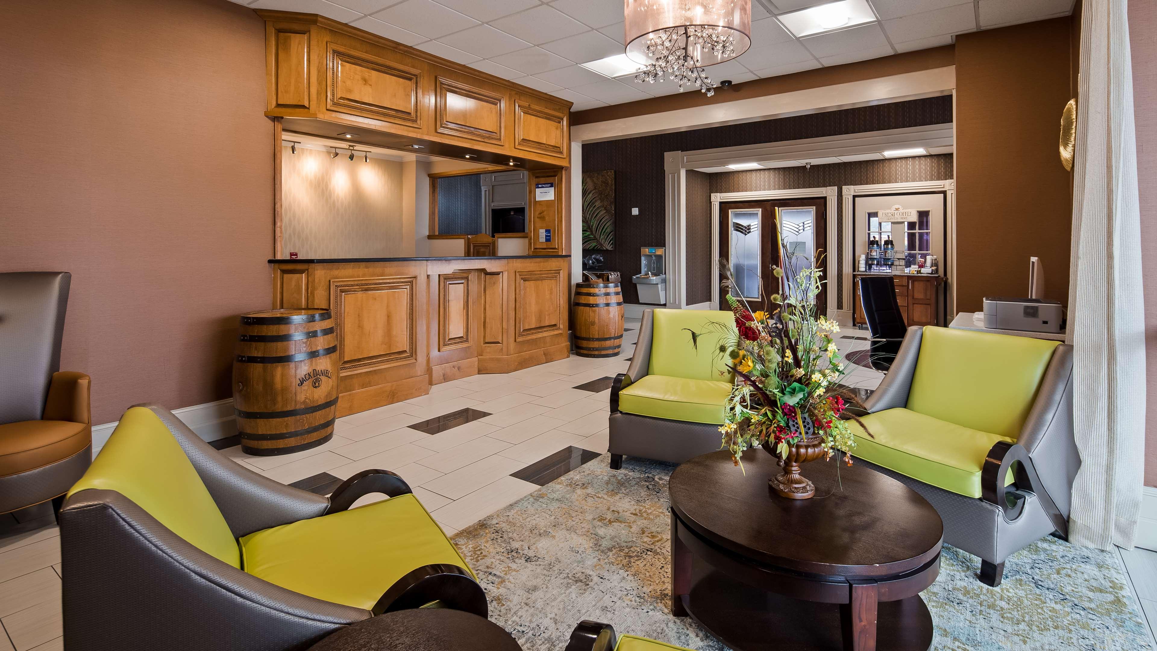 Best Western Fayetteville Inn image 3
