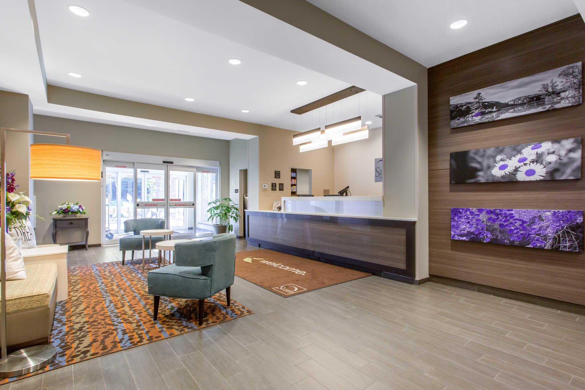 Sleep Inn & Suites Monroe - Woodbury image 8