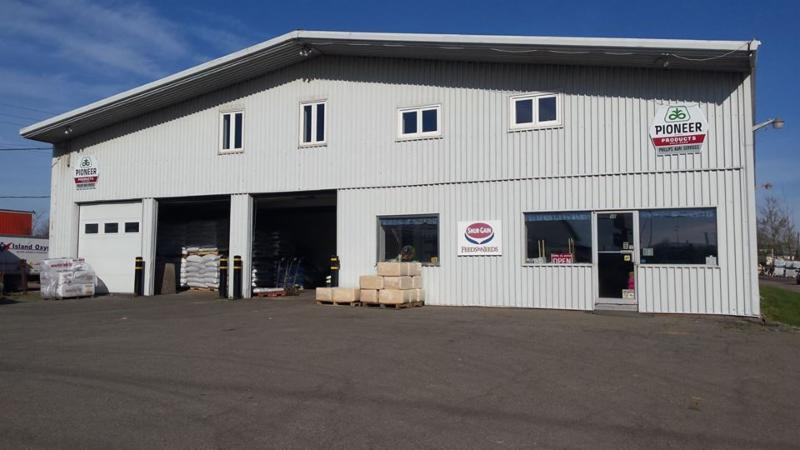Phillips Agri Services in Charlottetown