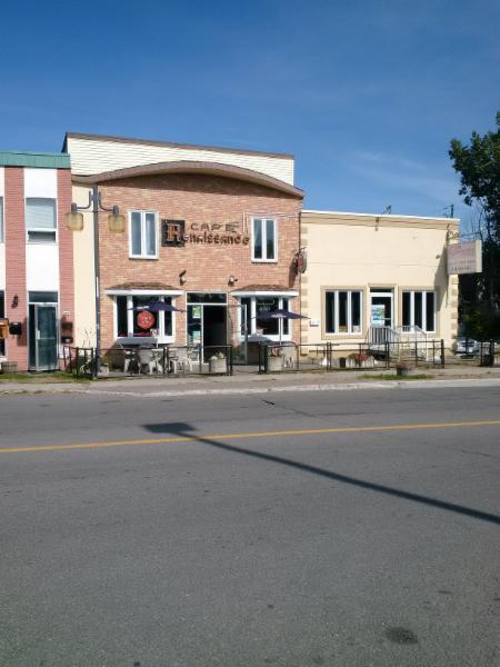Café Renaissance Bar-Terrasse à Gatineau