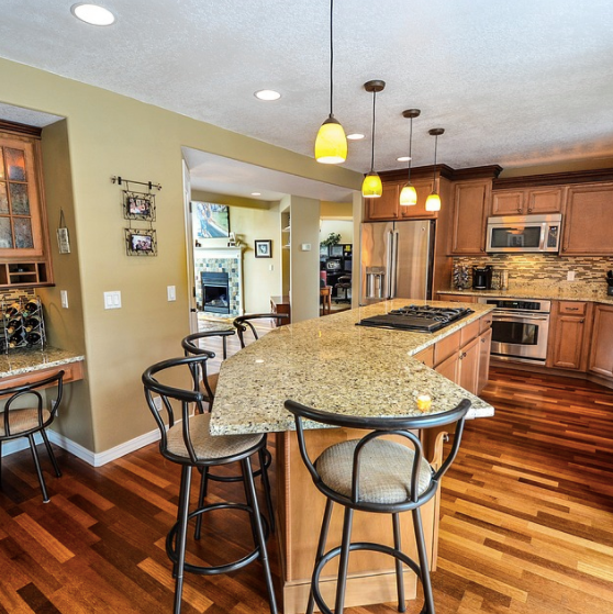 Been dreaming about having your #Kitchen remodeled? Give us a call today!