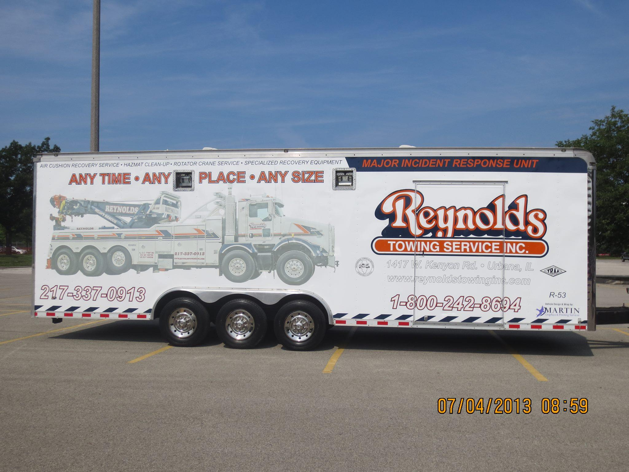 Reynolds Towing Service image 7