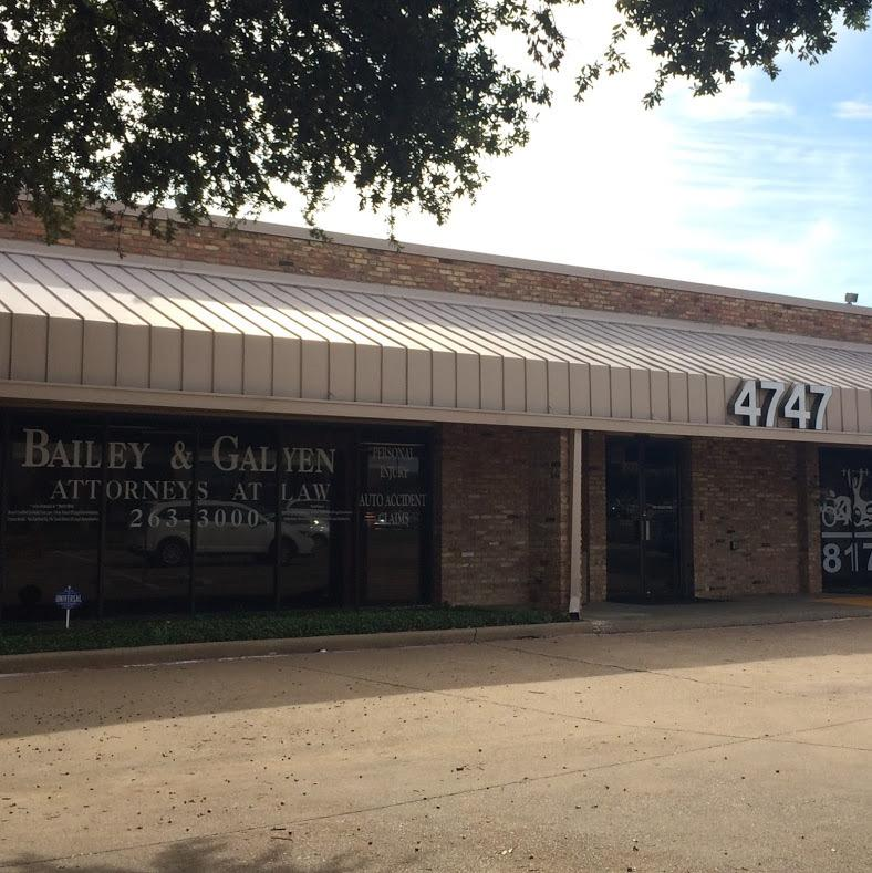 Bailey & Galyen Attorneys at Law image 0